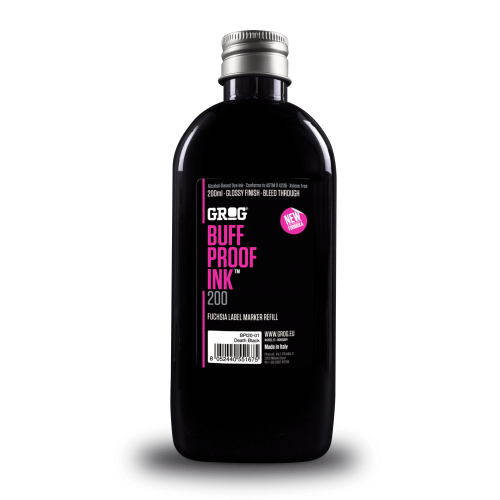 Grog Buff Proof Ink 200